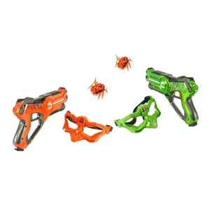 Call of Life 2 Player Laser Tag Gun with Masks and Alien Bugs set