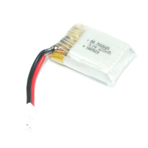 Rechargeable Lithium Battery 3.7V 220mAh for YD-822 Battle Drone TR3210