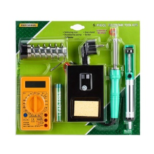 Basic Electronics Soldering Tool Kit