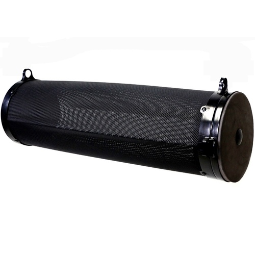 6mm HDPE Oyster Round Tumbler Mesh Basket with Foam Float