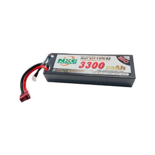 11.1V 3300mAh LiPo 30c Battery Pack with Deans Connector