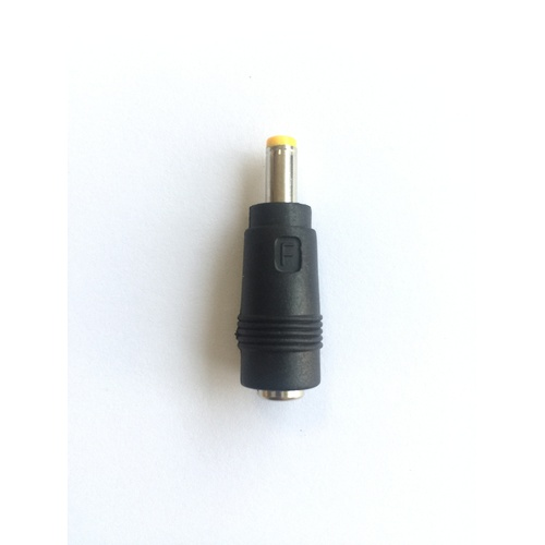 2.1mm DC Socket to 4.8 x 1.7mm DC Plug Adapter