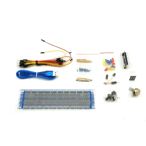 Nano Basic Starter Kit for Arduino Projects