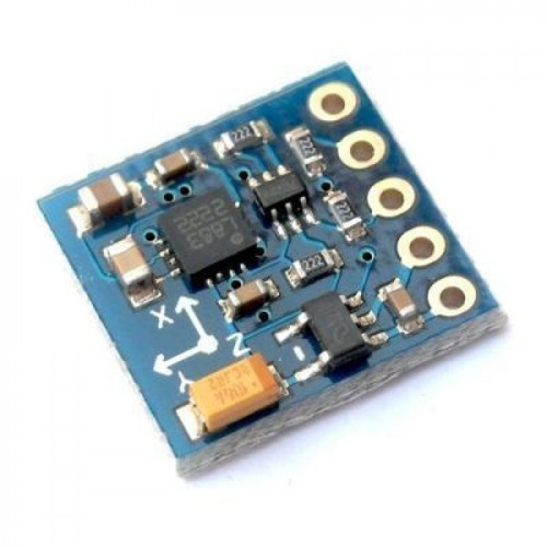 Magnetometer Compass Module for Arduino Projects
