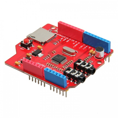 MP3 Music shield board with TF card