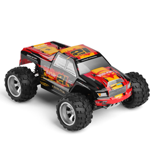 RC 4WD Off-Road Truck 1:18th 2.4GHz Digital Proportional WLtoys 18402