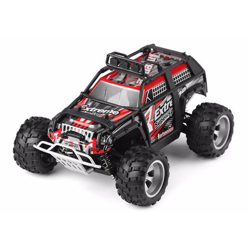 RC 4WD Off-Road Monster Truck 1:18th 2.4GHz Digital Proportional WLtoys 18409