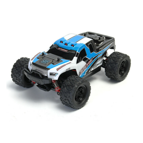 RC 4WD Off-Road Monster Truck 1:18th 2.4GHz Digital Proportional HS18302