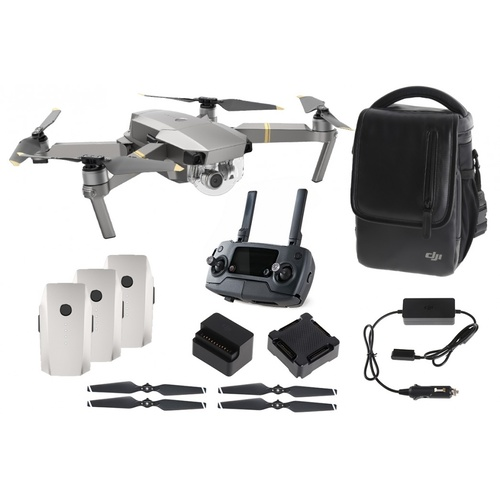 DJI Mavic Pro Platinum - Fly More Care Combo