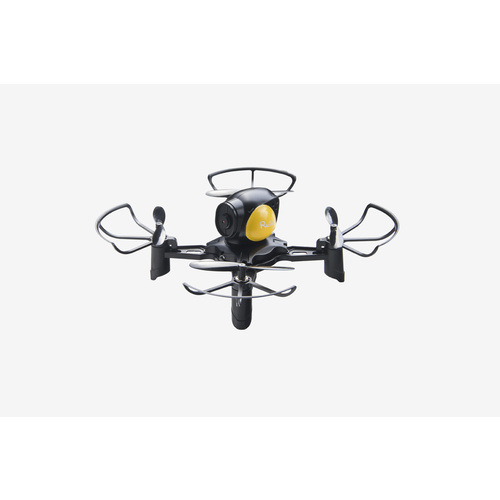 RC Battle WiFi FPV Drone with 720p Video Camera [Colour: Yellow]